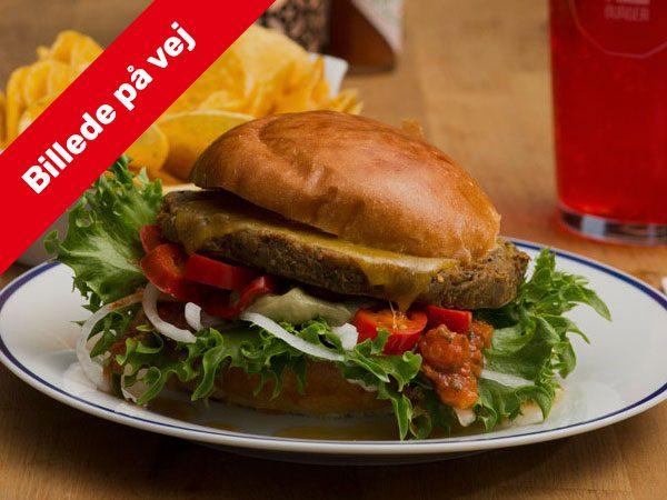 Burger#veganer